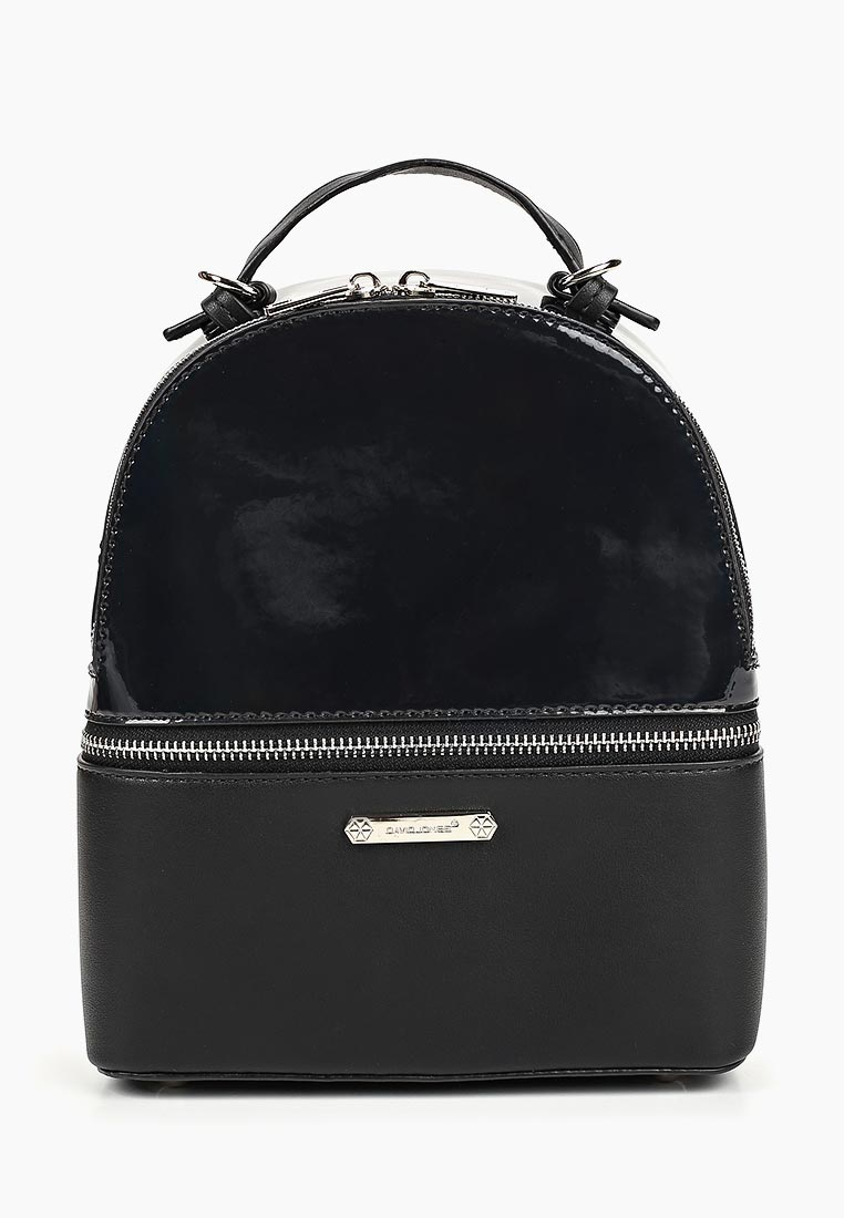 Городской рюкзак David Jones (Дэвид Джонс) 5847-1_черный