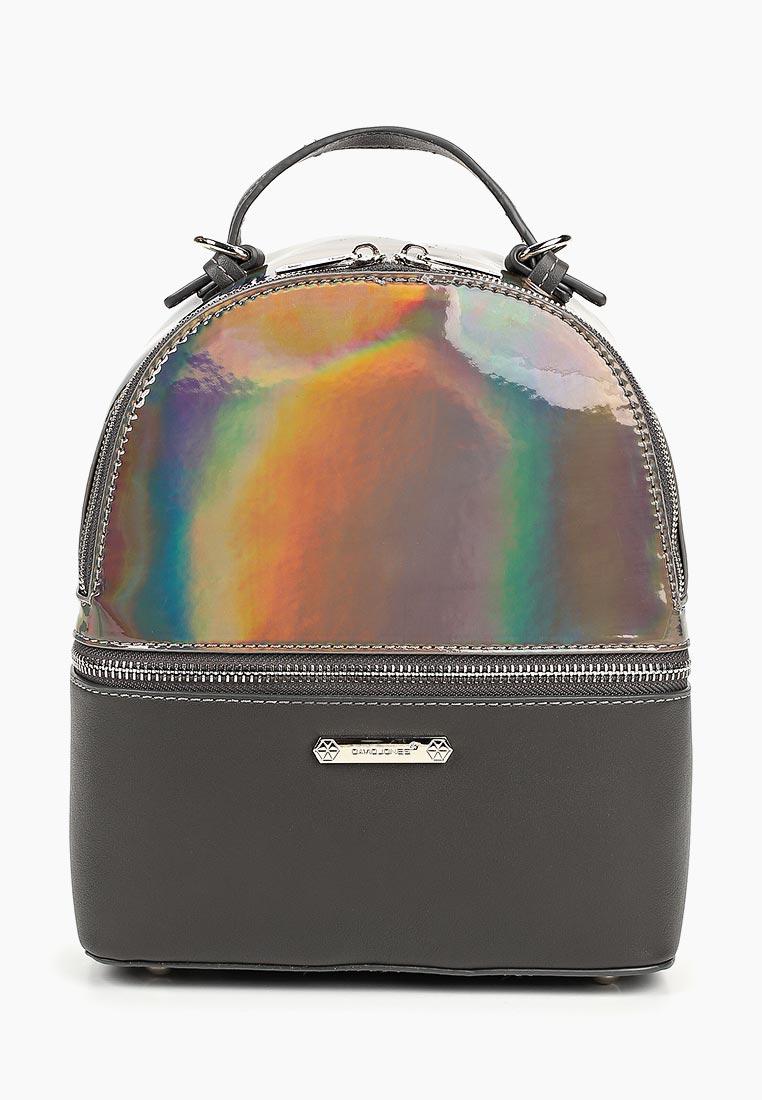 Городской рюкзак David Jones (Дэвид Джонс) 5847-1_серый