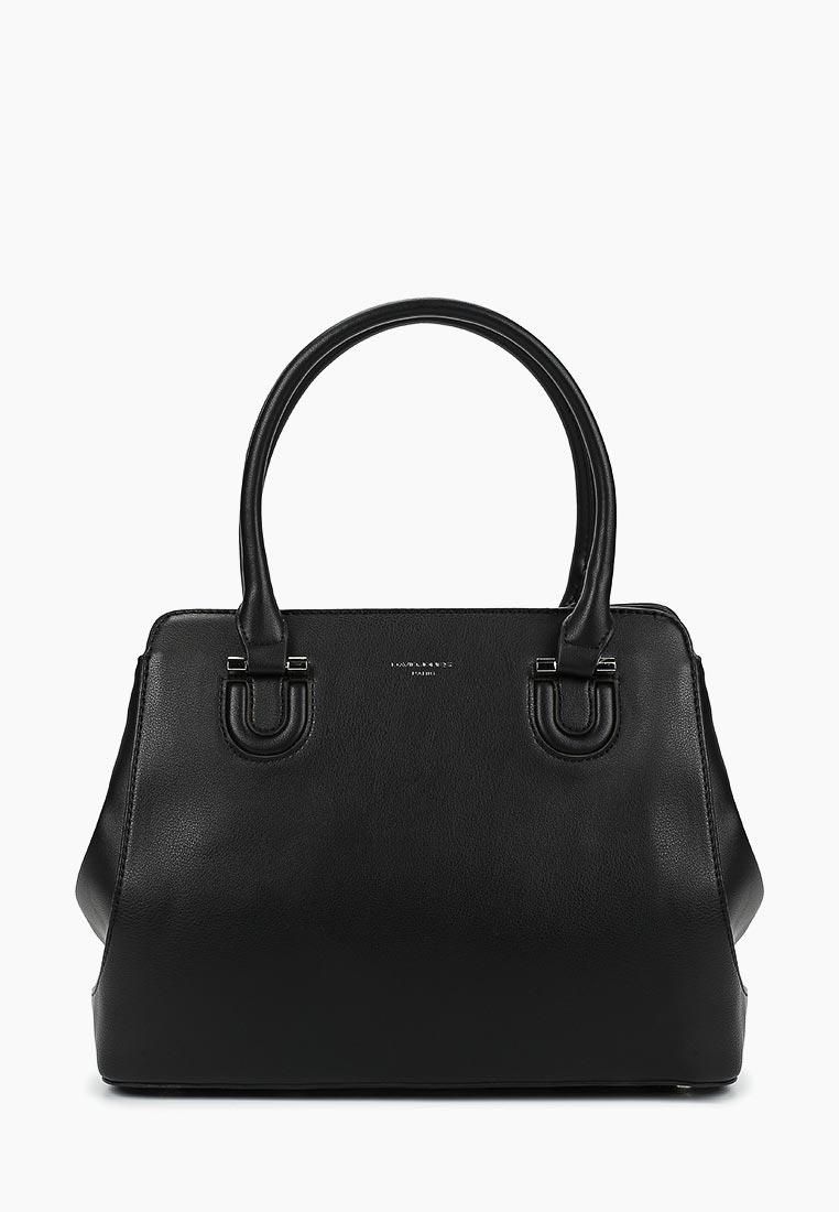 Спортивная сумка David Jones (Дэвид Джонс) CM4070_черный