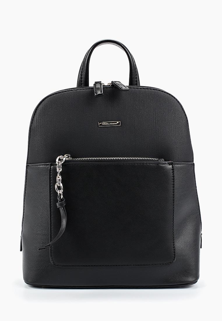 Городской рюкзак David Jones (Дэвид Джонс) 6109-2_черный