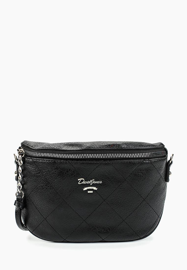 Поясная сумка David Jones (Дэвид Джонс) CM5337_черный