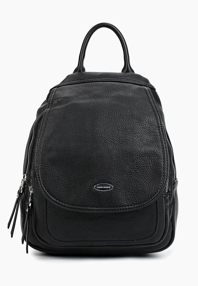 Городской рюкзак David Jones (Дэвид Джонс) CM5353_черный