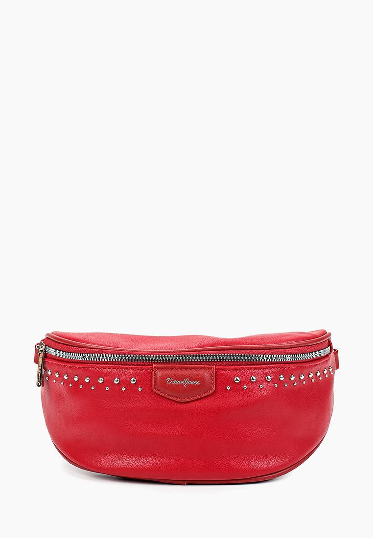 Поясная сумка David Jones (Дэвид Джонс) CM5379_красный