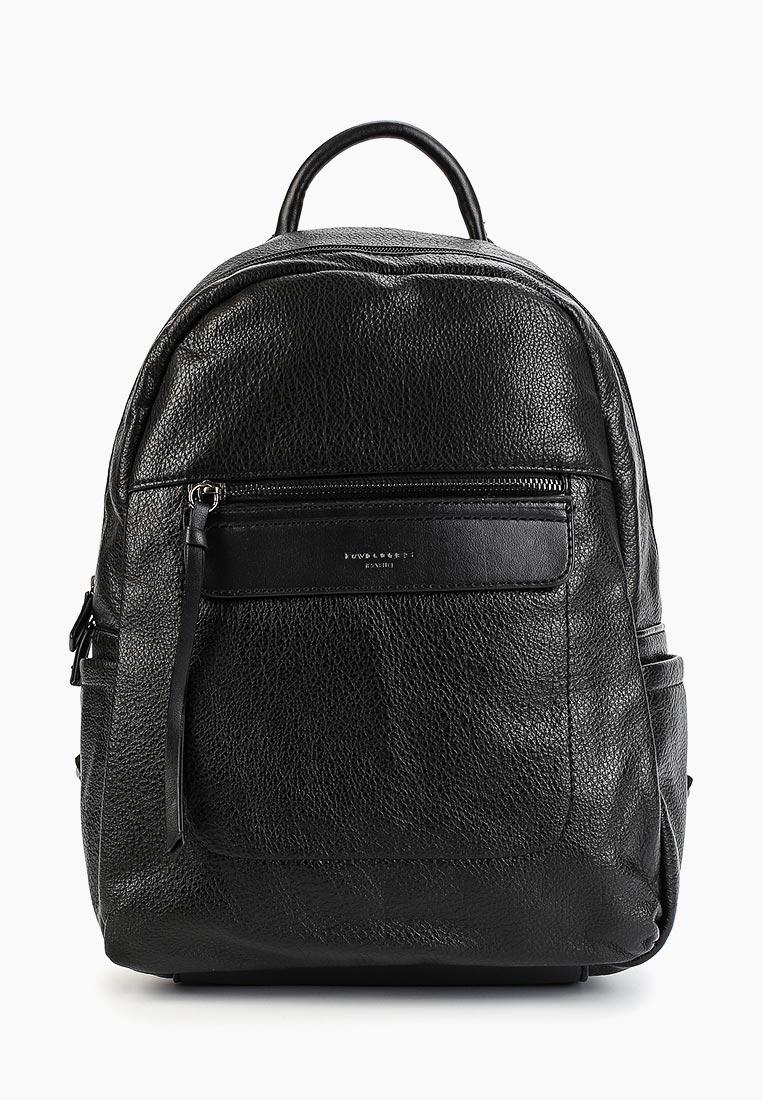 Городской рюкзак David Jones (Дэвид Джонс) 6114-2_черный