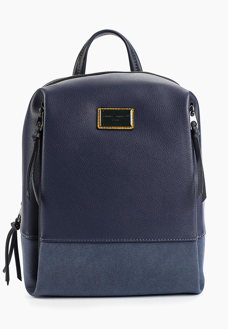 Городской рюкзак David Jones (Дэвид Джонс) 6121-4_синий