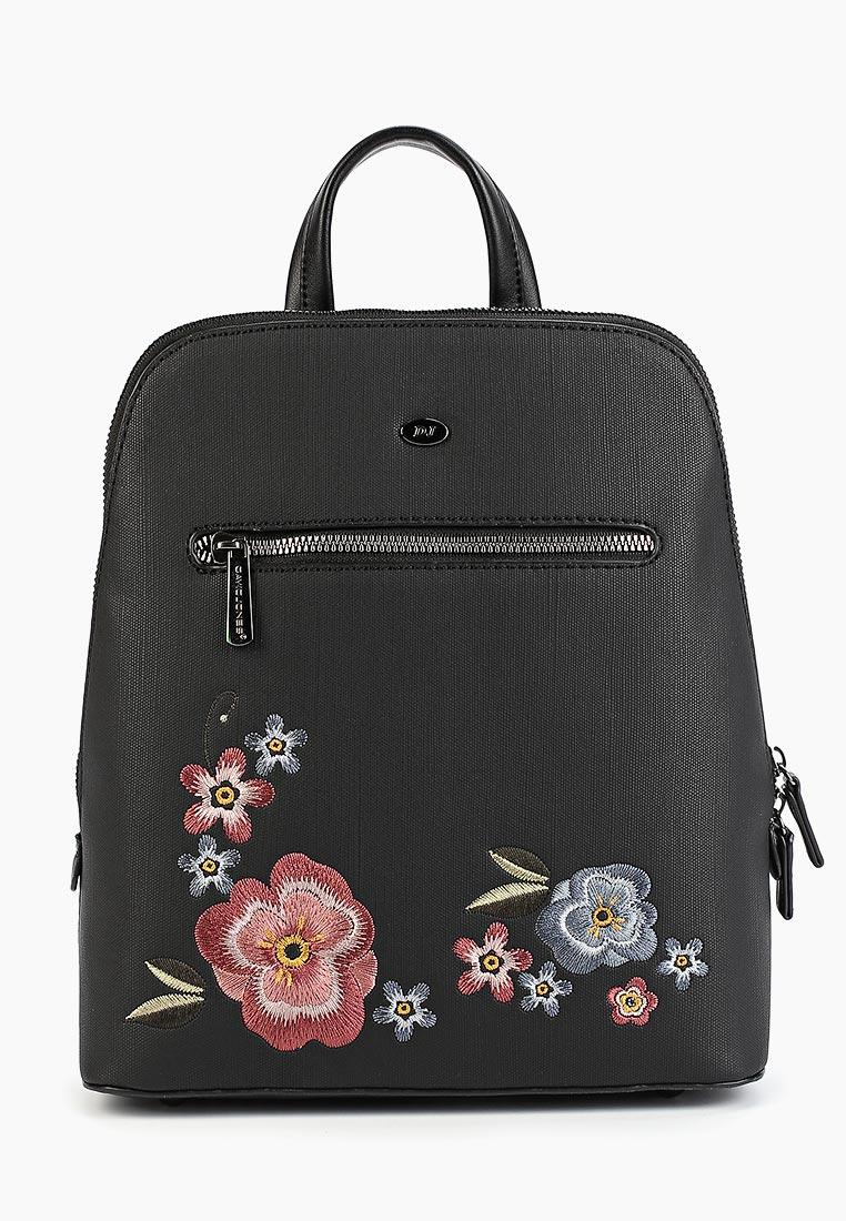 Городской рюкзак David Jones (Дэвид Джонс) 6130-3_черный