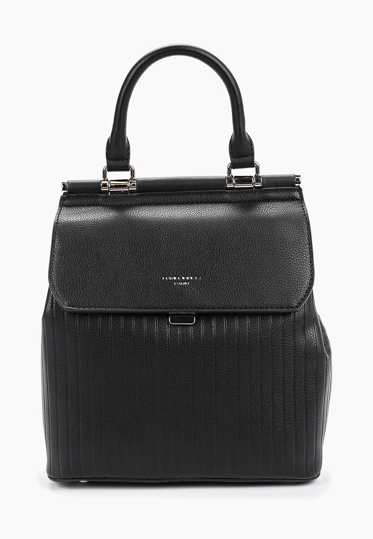 Городской рюкзак David Jones (Дэвид Джонс) 6131-2_черный