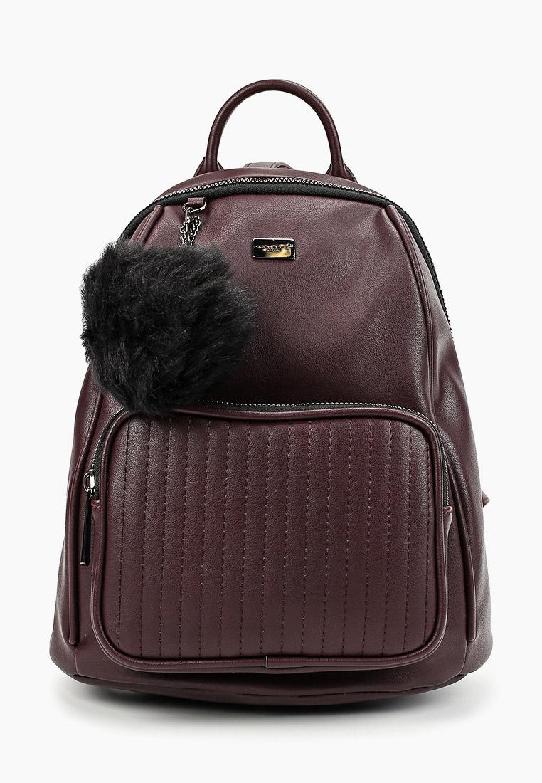 Городской рюкзак David Jones (Дэвид Джонс) CM5370_бордовый