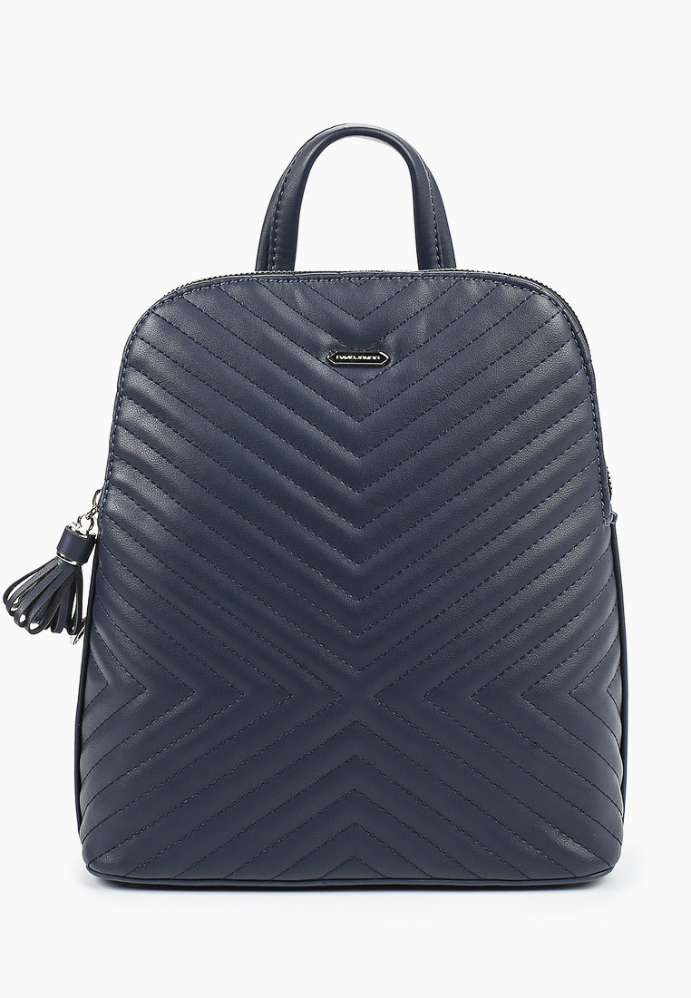 Городской рюкзак David Jones (Дэвид Джонс) 6146-2_синий