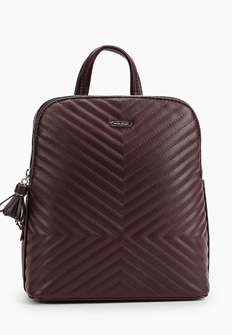 Городской рюкзак David Jones (Дэвид Джонс) 6146-2_фиолетовый