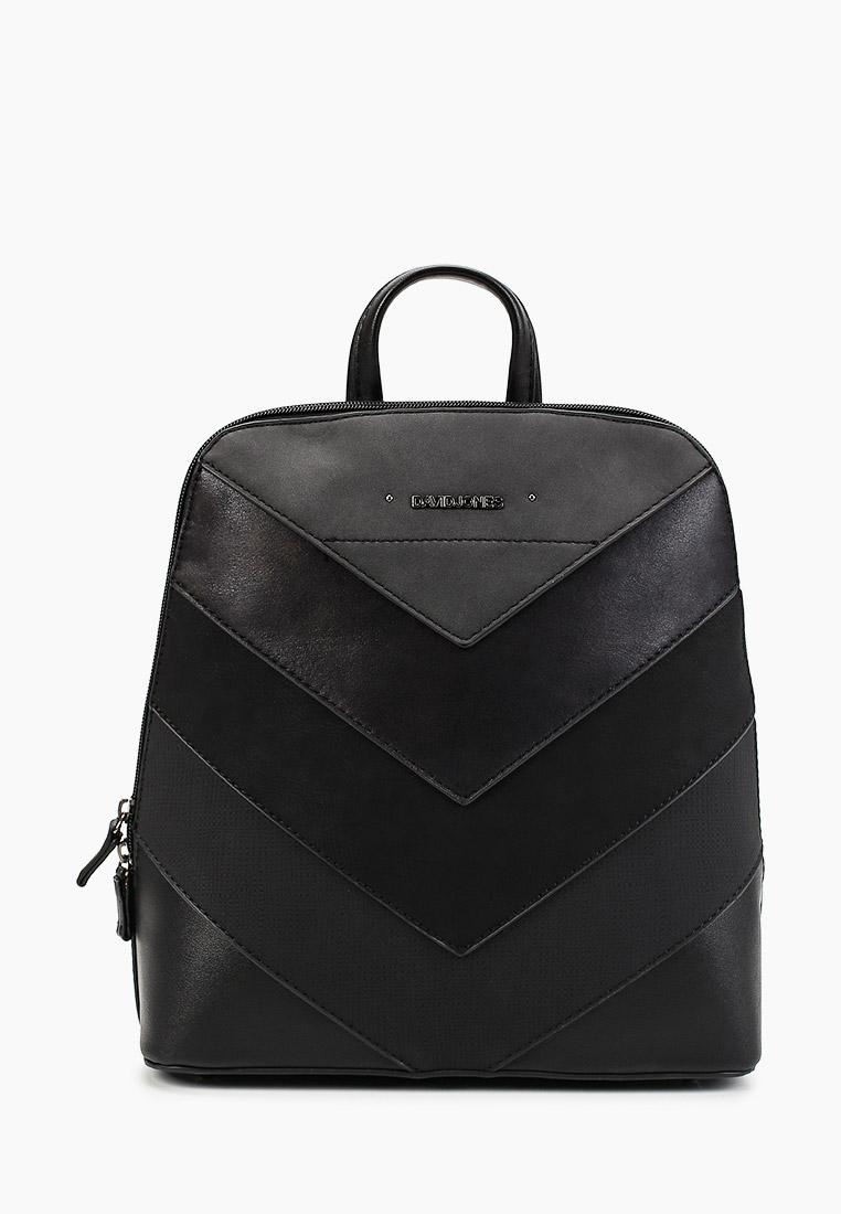 Городской рюкзак David Jones (Дэвид Джонс) 6149-3_черный