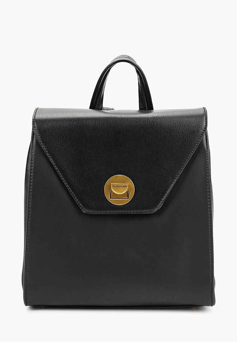 Городской рюкзак David Jones (Дэвид Джонс) 6162-3_черный