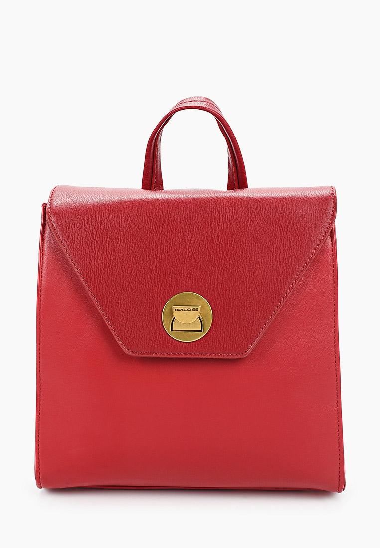 Городской рюкзак David Jones (Дэвид Джонс) 6162-3_красный
