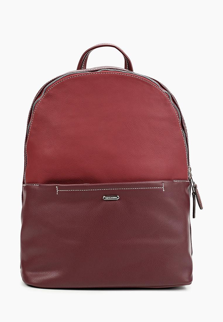 Городской рюкзак David Jones (Дэвид Джонс) 6129-2_бордовый