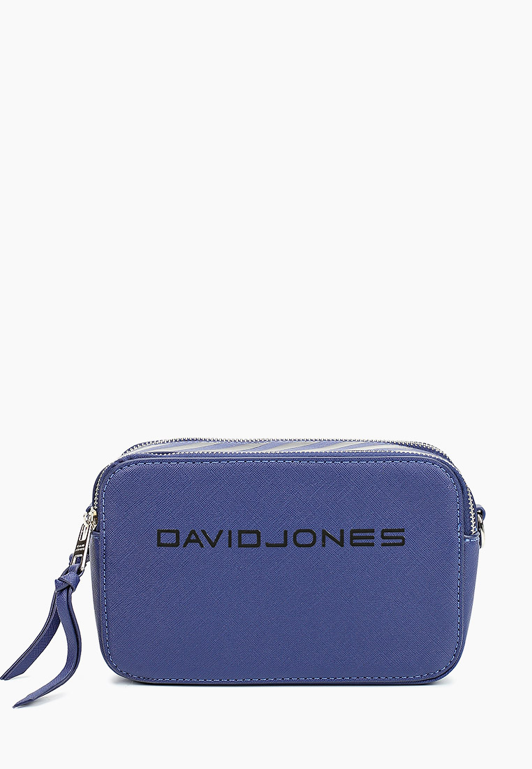 Сумка David Jones (Дэвид Джонс) 6169-1_синий