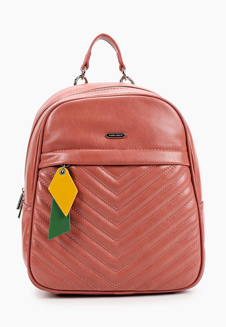 Городской рюкзак David Jones (Дэвид Джонс) 6227-3_красный