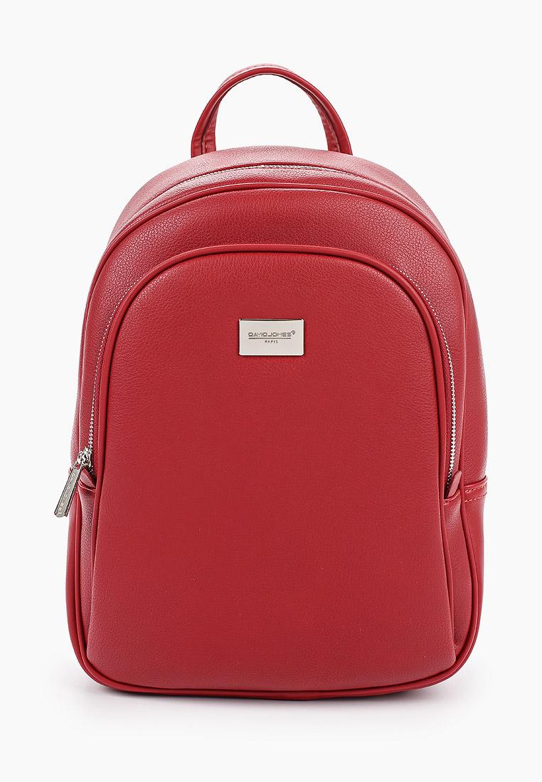 Городской рюкзак David Jones (Дэвид Джонс) CM5601_красный