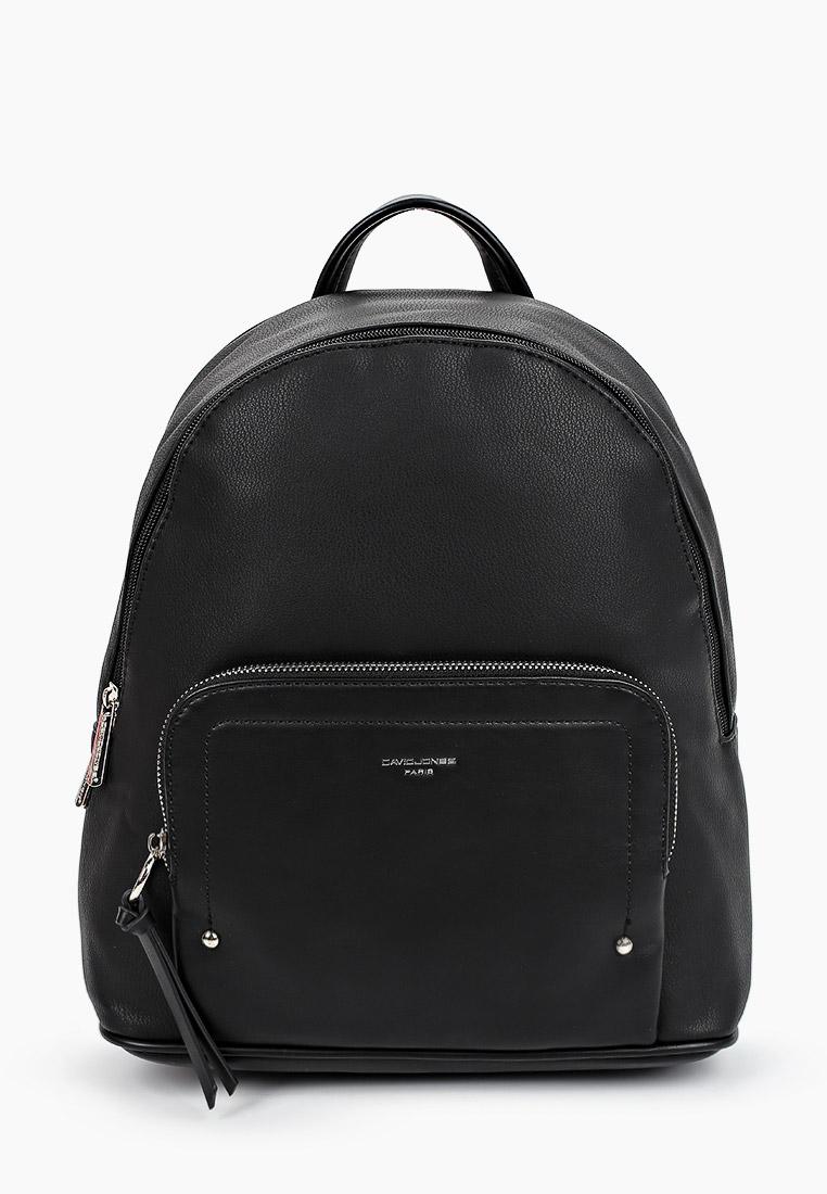 Городской рюкзак David Jones (Дэвид Джонс) 6240-2_черный