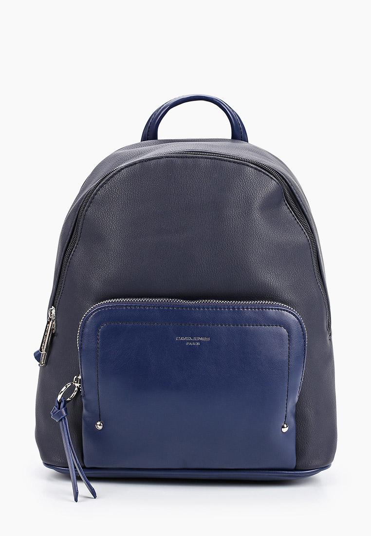 Городской рюкзак David Jones (Дэвид Джонс) 6240-2_синий