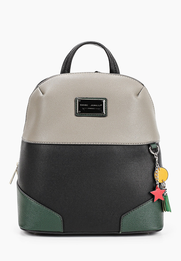 Городской рюкзак David Jones (Дэвид Джонс) 6242-2_черный