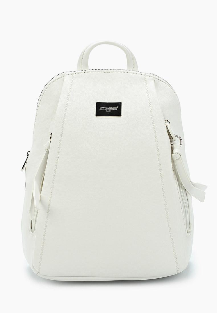 Городской рюкзак David Jones (Дэвид Джонс) 6265-2_белый