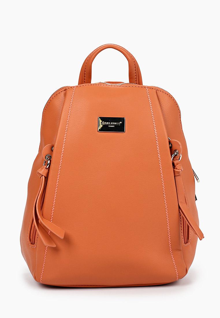 Городской рюкзак David Jones (Дэвид Джонс) 6265-2_коралловый