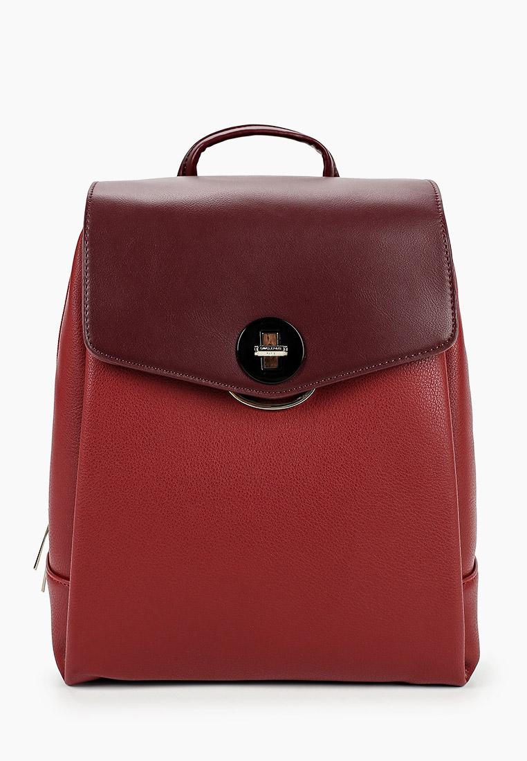 Городской рюкзак David Jones (Дэвид Джонс) 6414-3_красный