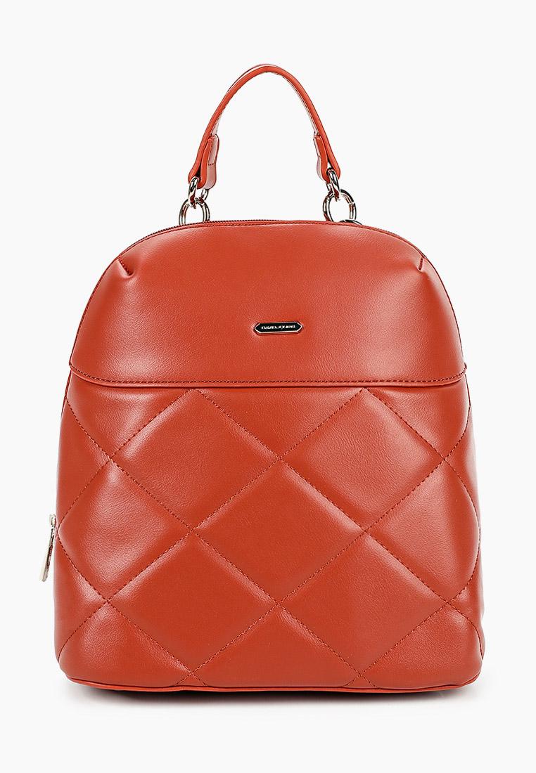 Городской рюкзак David Jones (Дэвид Джонс) 6420-1_охра
