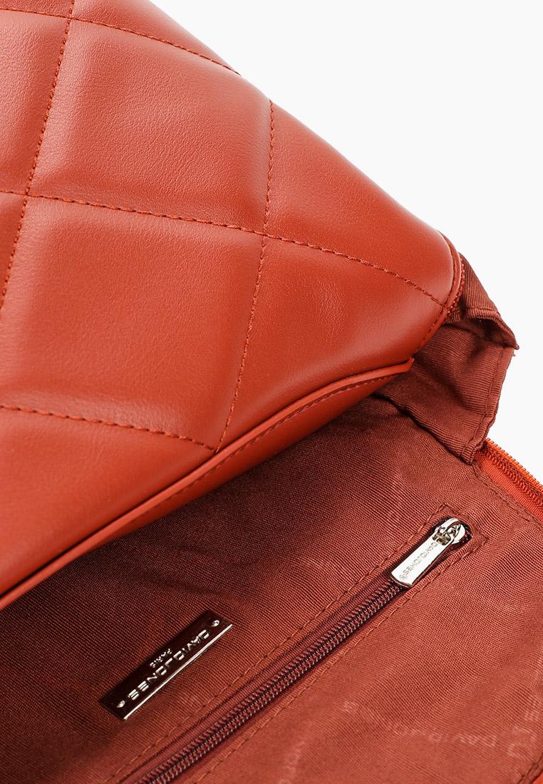 Городской рюкзак David Jones (Дэвид Джонс) 6420-1_охра: изображение 3