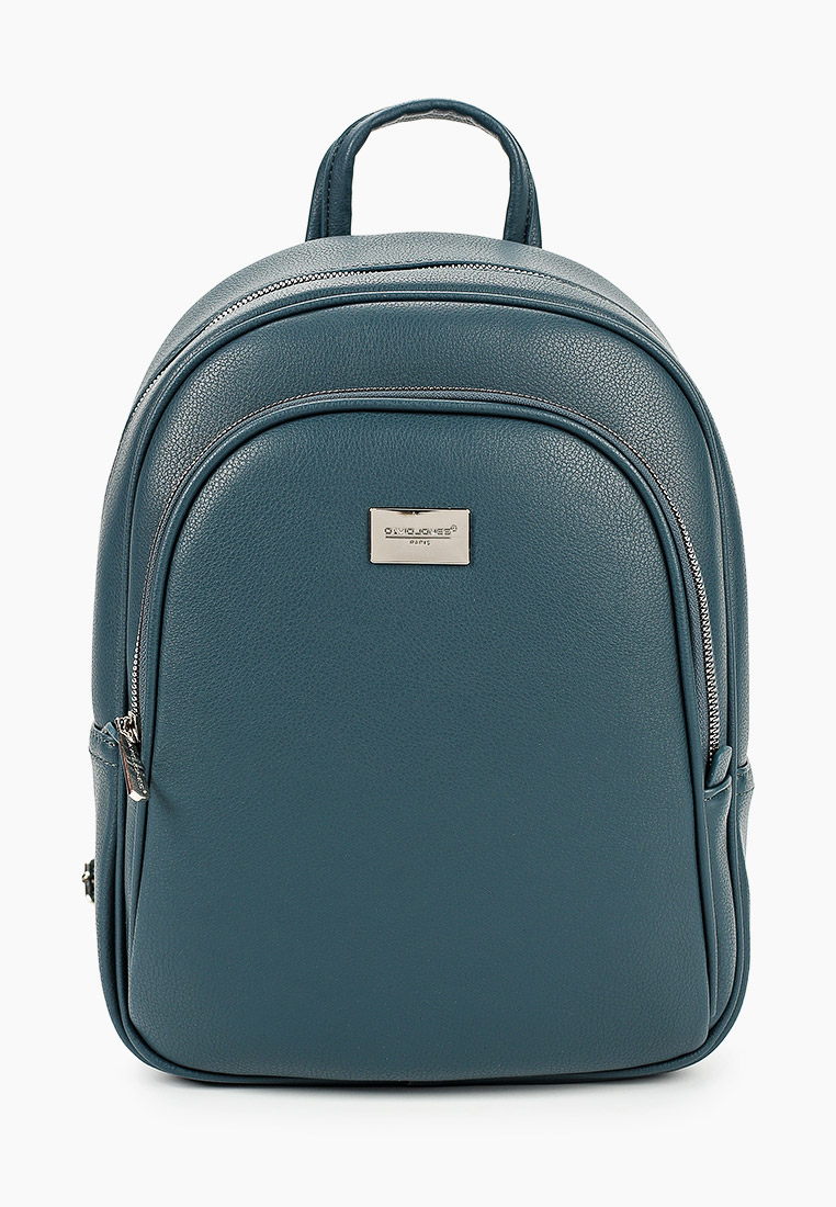 Городской рюкзак David Jones (Дэвид Джонс) CM5817_бирюзовый