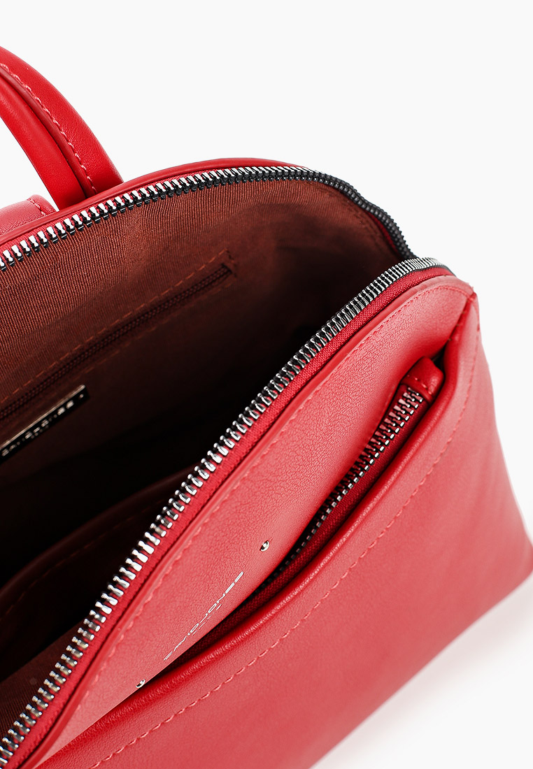 Городской рюкзак David Jones (Дэвид Джонс) 6415-3_красный: изображение 3
