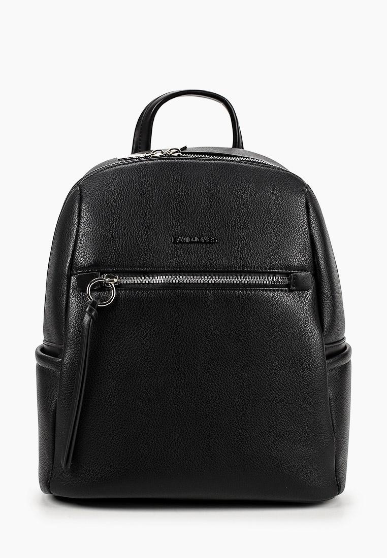 Городской рюкзак David Jones (Дэвид Джонс) 6422-2_черный