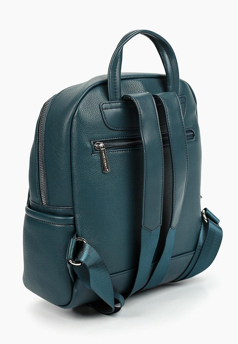 Городской рюкзак David Jones (Дэвид Джонс) 6422-2_бирюзовый: изображение 2
