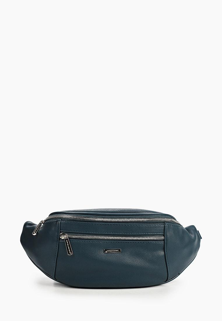 Поясная сумка David Jones (Дэвид Джонс) CM5821_бирюзовый