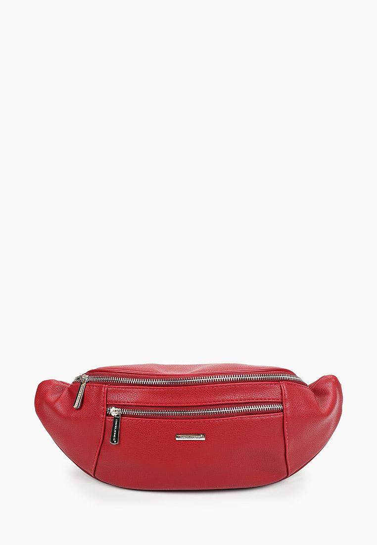 Поясная сумка David Jones (Дэвид Джонс) CM5821_красный