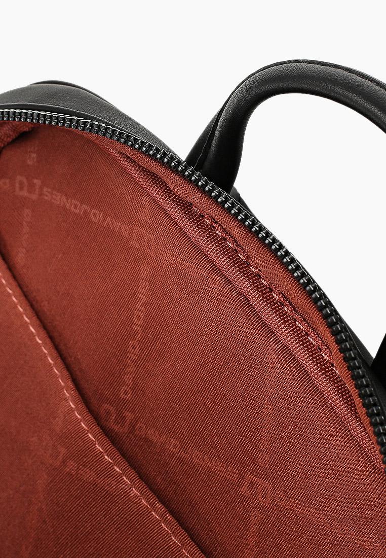 Городской рюкзак David Jones (Дэвид Джонс) CM5842_черный: изображение 3