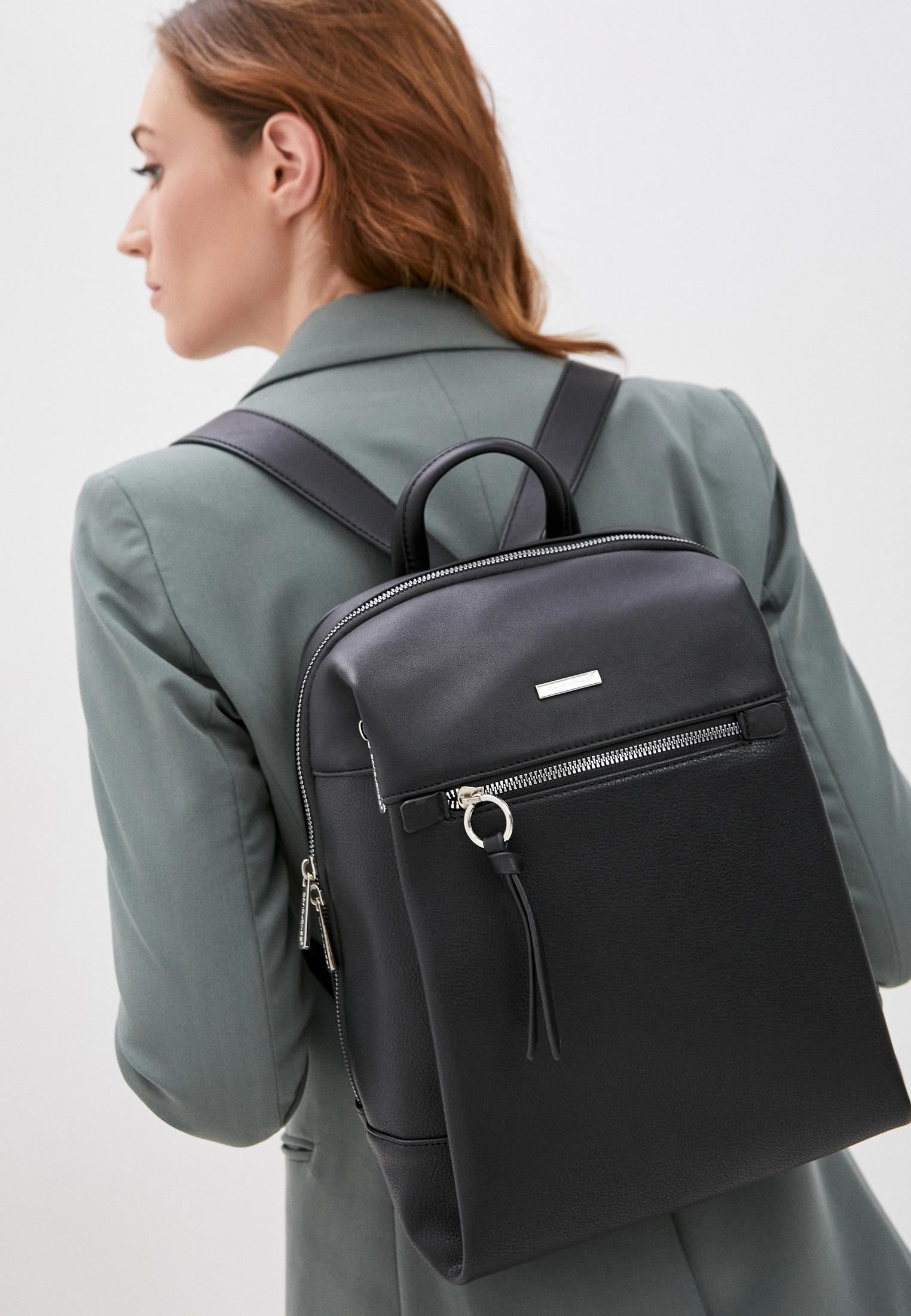 Городской рюкзак David Jones (Дэвид Джонс) CM5842_черный: изображение 4