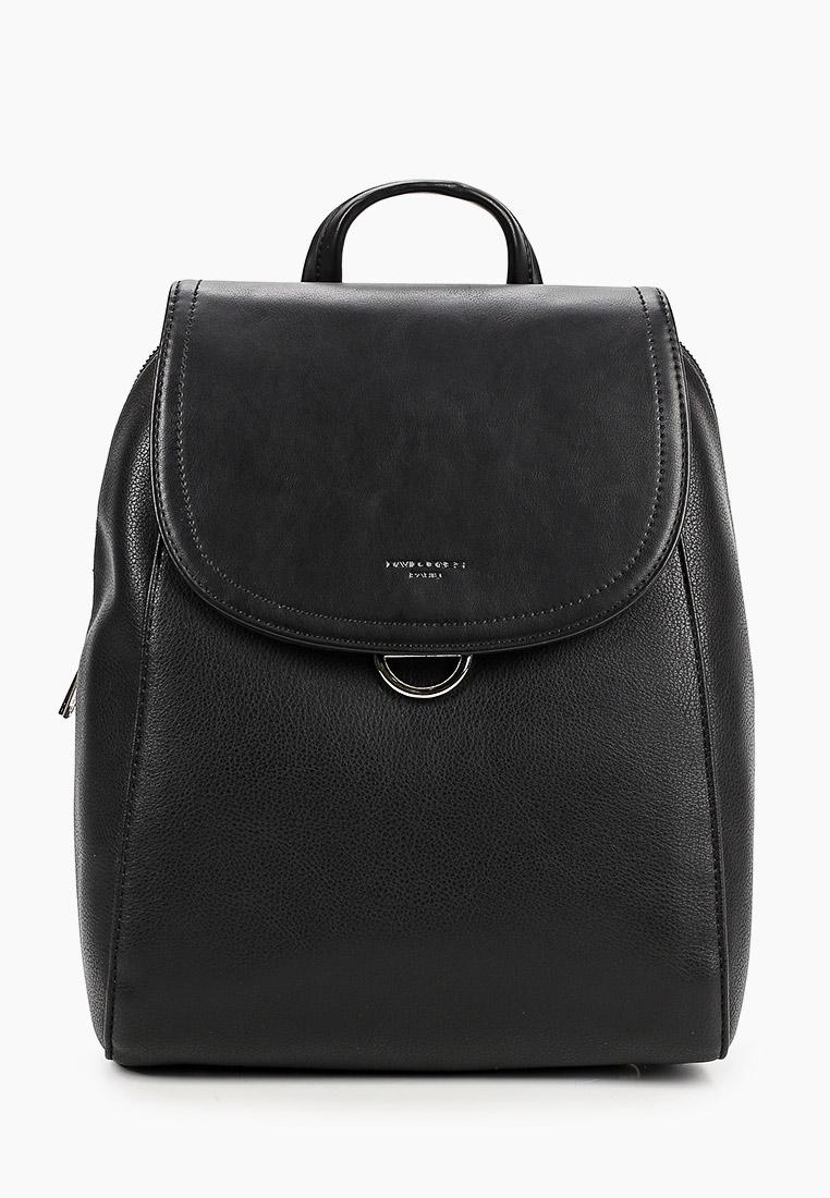 Городской рюкзак David Jones (Дэвид Джонс) CM5876_черный