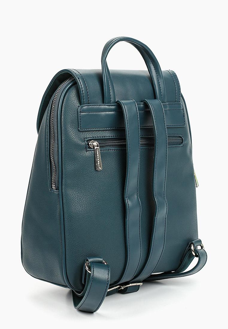 Городской рюкзак David Jones (Дэвид Джонс) CM5876_бирюзовый: изображение 2