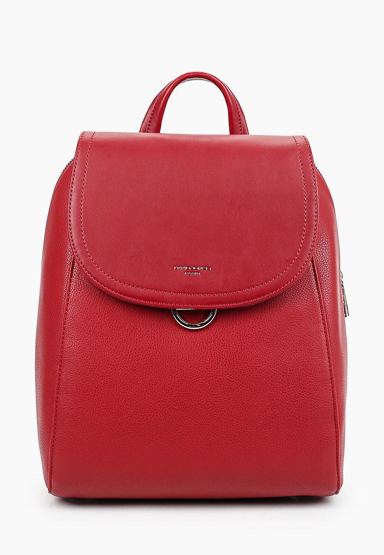 Городской рюкзак David Jones (Дэвид Джонс) CM5876_красный
