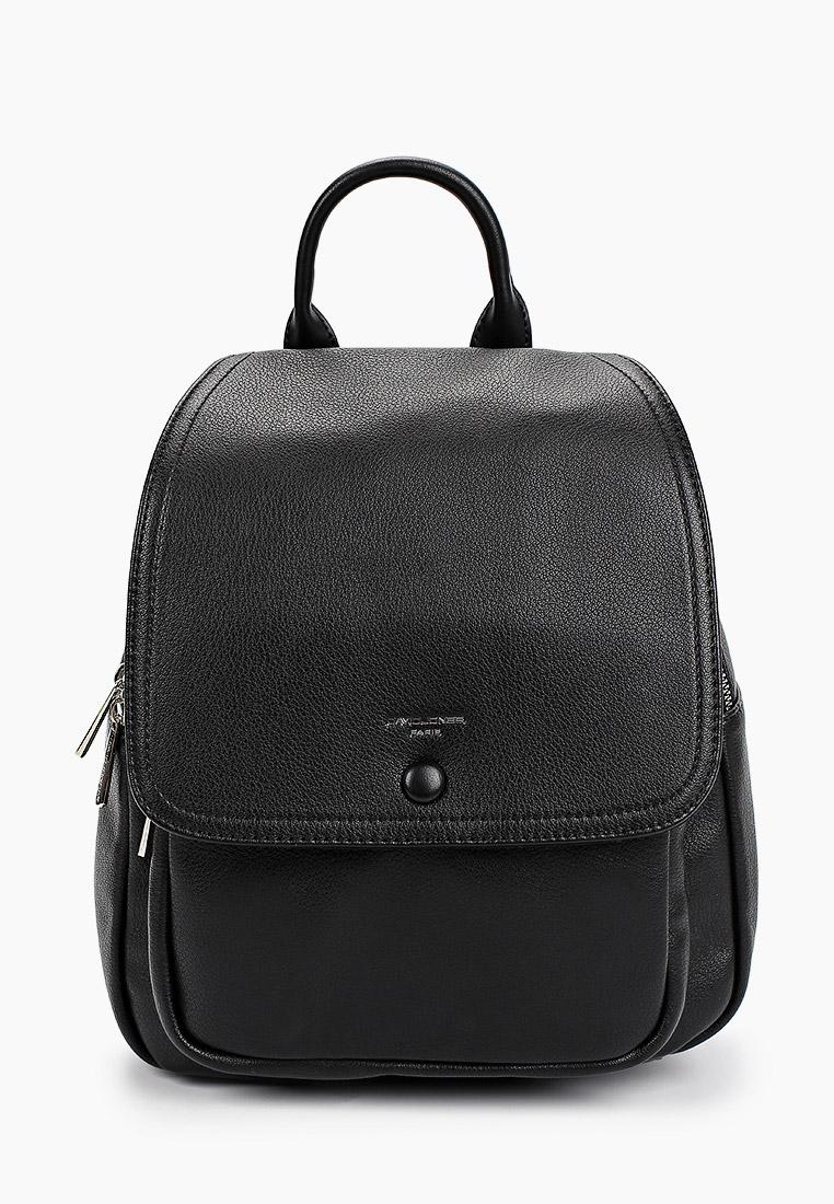 Городской рюкзак David Jones (Дэвид Джонс) 6428-2_черный