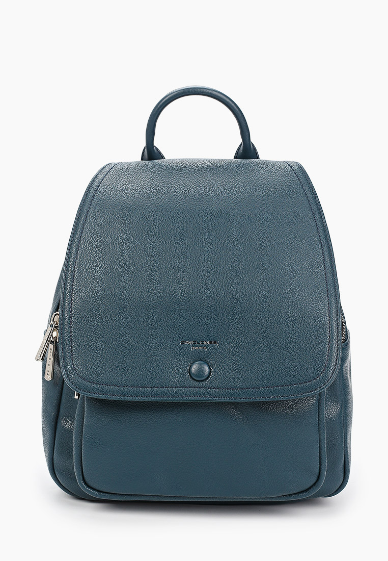Городской рюкзак David Jones (Дэвид Джонс) 6428-2_бирюзовый