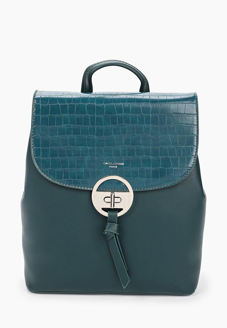 Городской рюкзак David Jones (Дэвид Джонс) 6447-2_зеленый