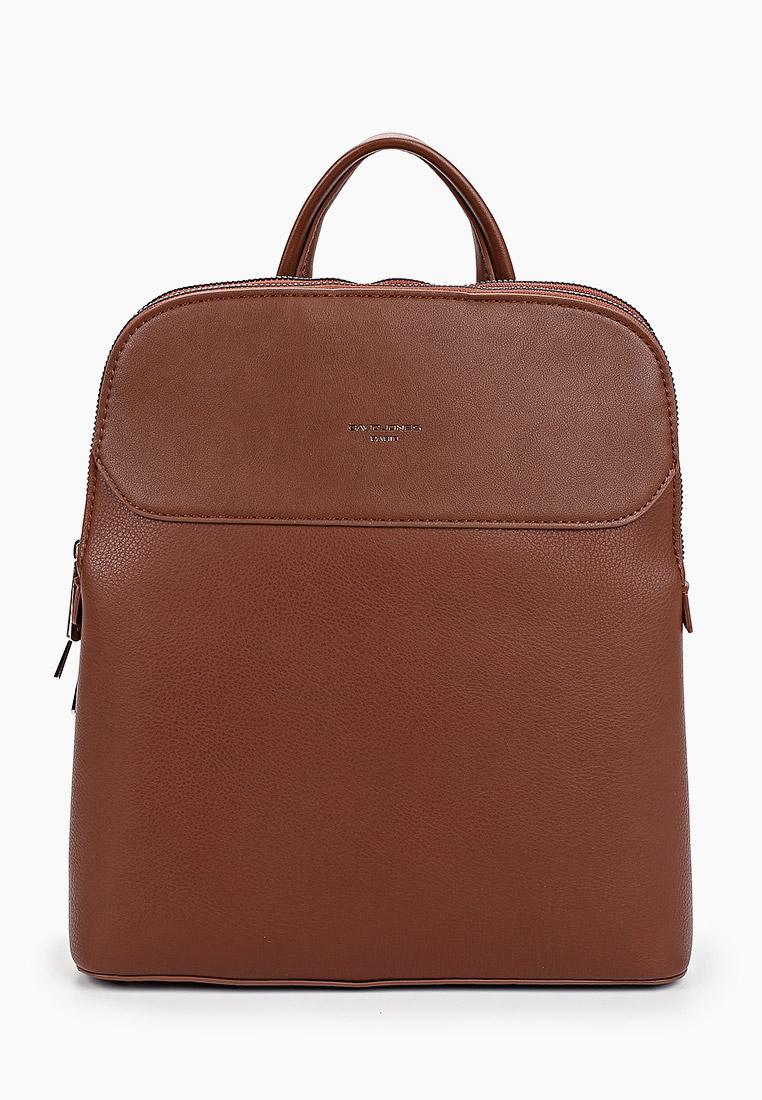 Городской рюкзак David Jones (Дэвид Джонс) CM5864_коричневый