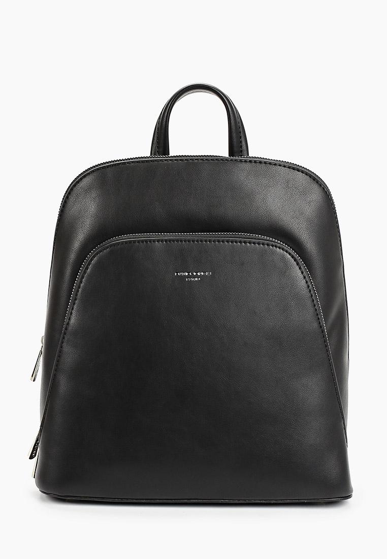 Городской рюкзак David Jones (Дэвид Джонс) CM5895_черный