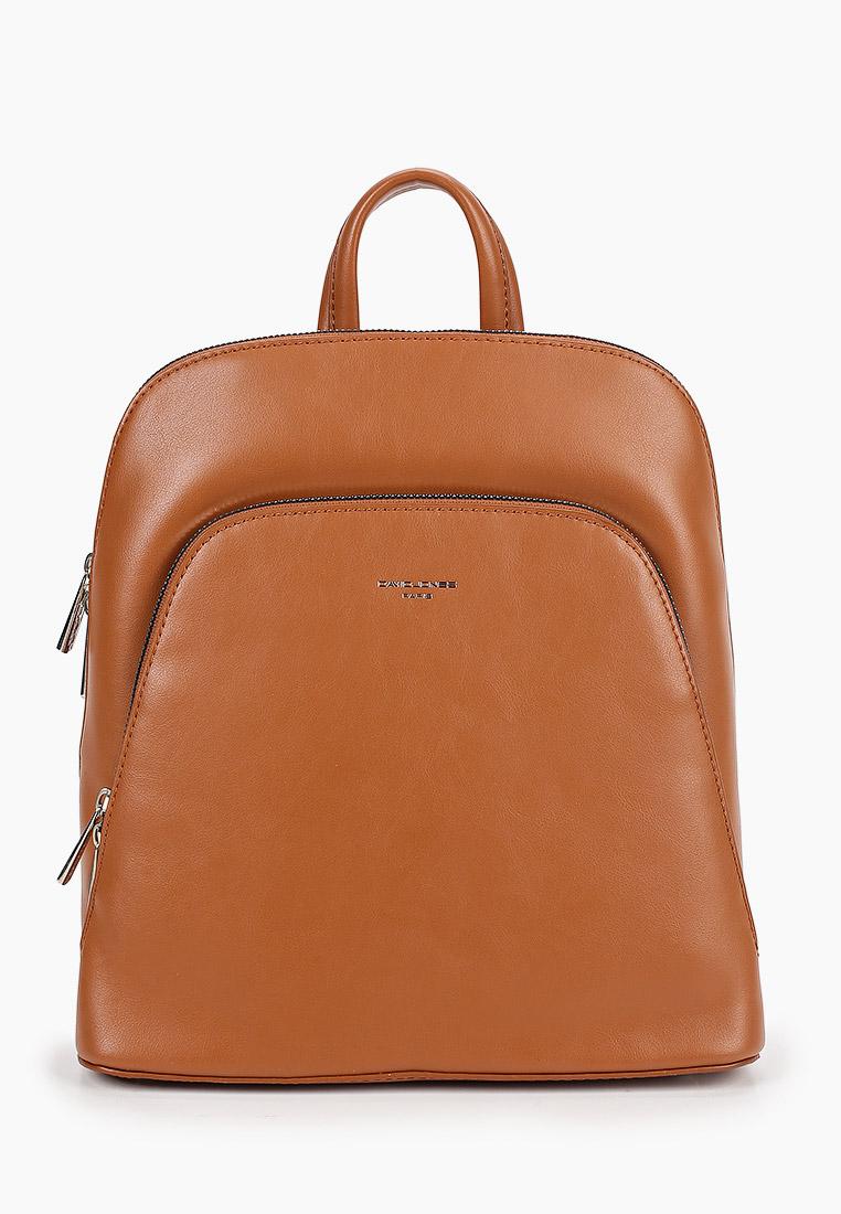 Городской рюкзак David Jones (Дэвид Джонс) CM5895_рыжий