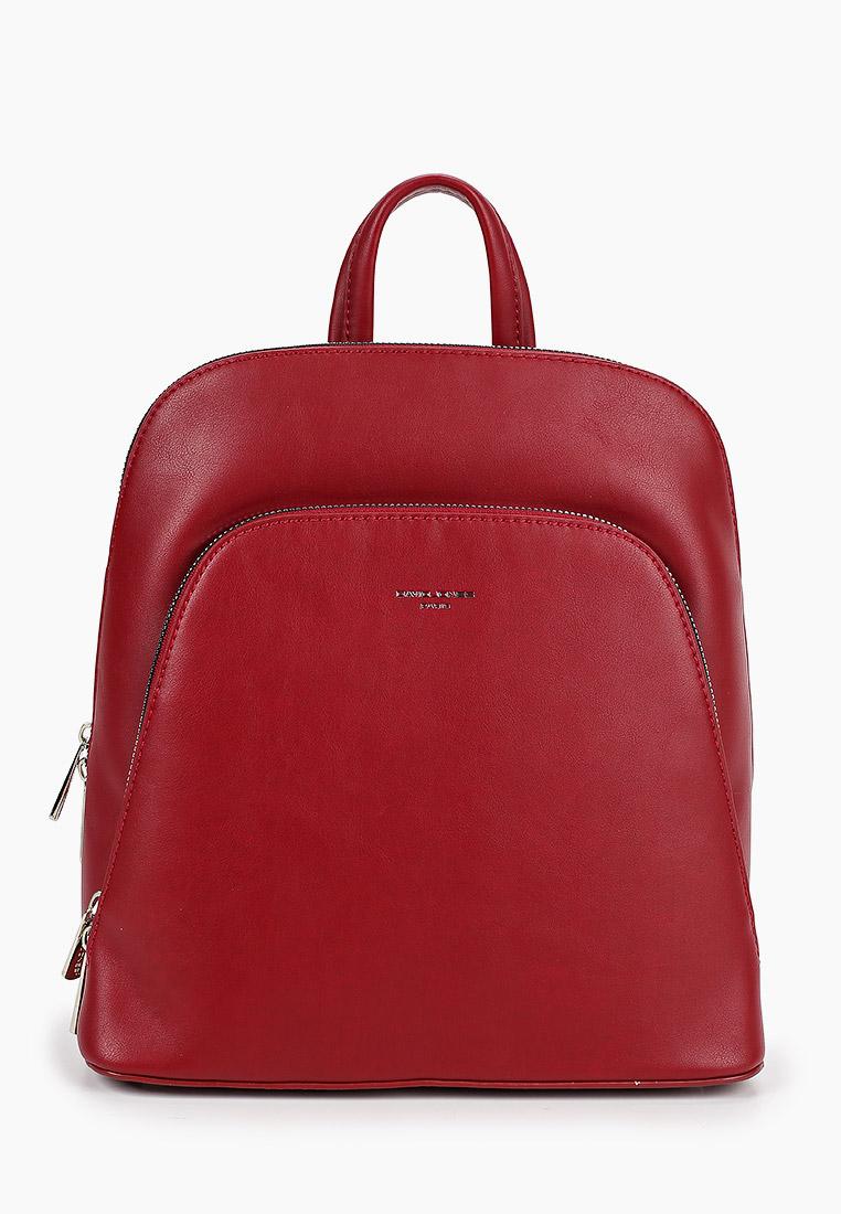 Городской рюкзак David Jones (Дэвид Джонс) CM5895_красный
