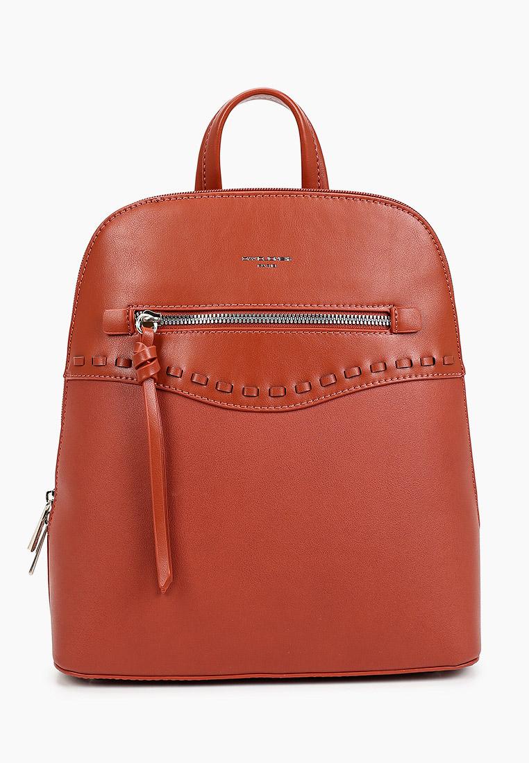 Городской рюкзак David Jones (Дэвид Джонс) 6411-2_охра