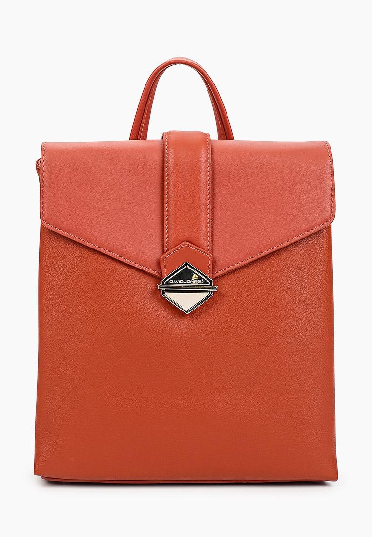 Городской рюкзак David Jones (Дэвид Джонс) CM5891_охра