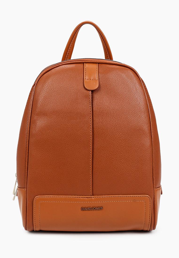 Городской рюкзак David Jones (Дэвид Джонс) CM5929_рыжий